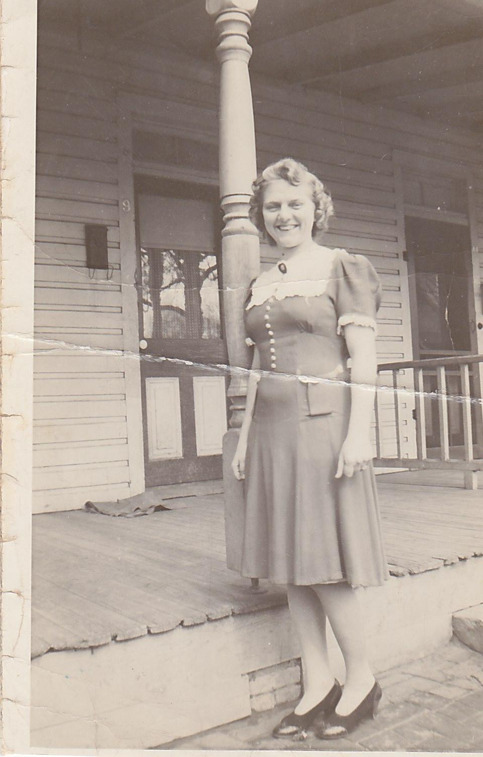 My grandmom 5