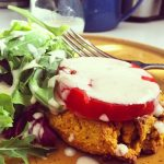 Homemade Sweet Potato & Chickpea Veggie Patties