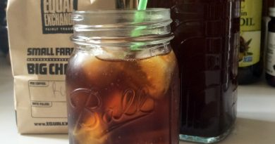 Learn to make cold brew coffee.