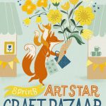 Art Star Craft Bazaar Spring 2019